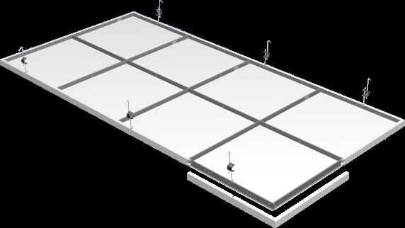 Plafond Ilôt Insula® 38